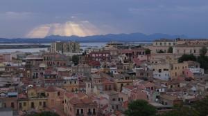Cagliari Abendstimmung -  Foto Alireza Zokaifar