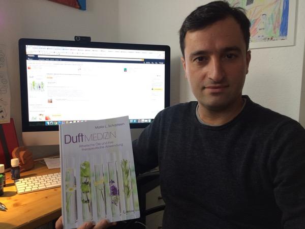Bestseller schreiben, mit der Hilfe vom Alireza