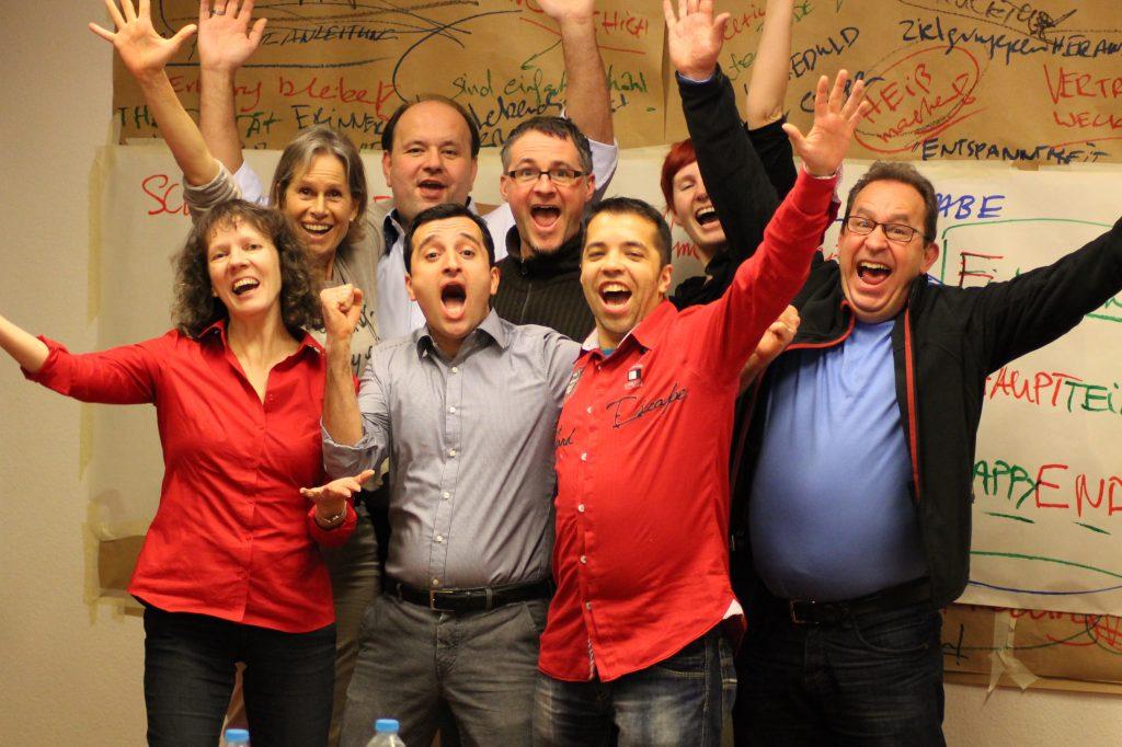 Wie ein Storytelling Workshop Dich deinem Glück näher bringt